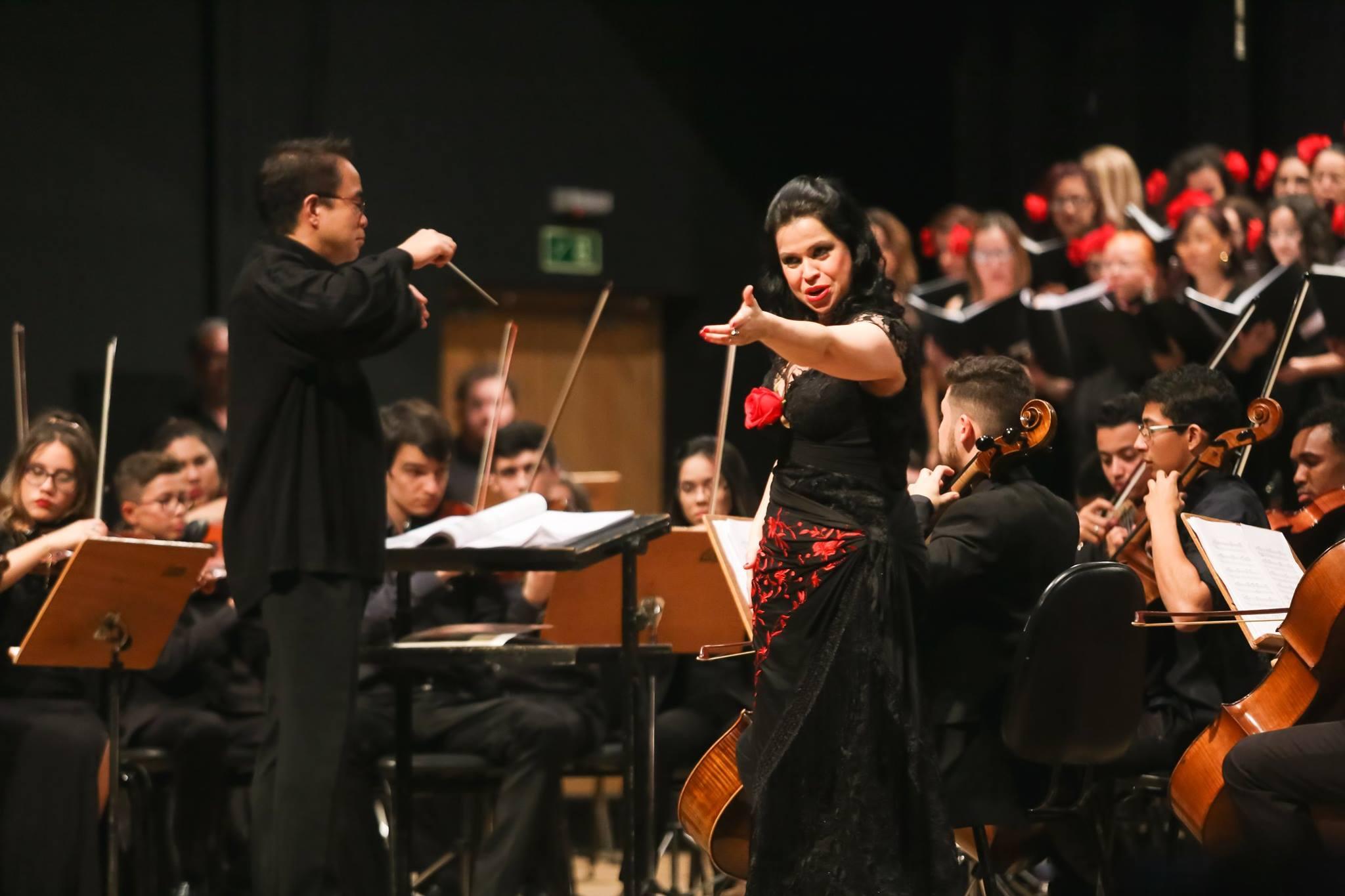 CARMEN, <em>de Georges Bizet</em> - ÓPERA CONCERTANTE