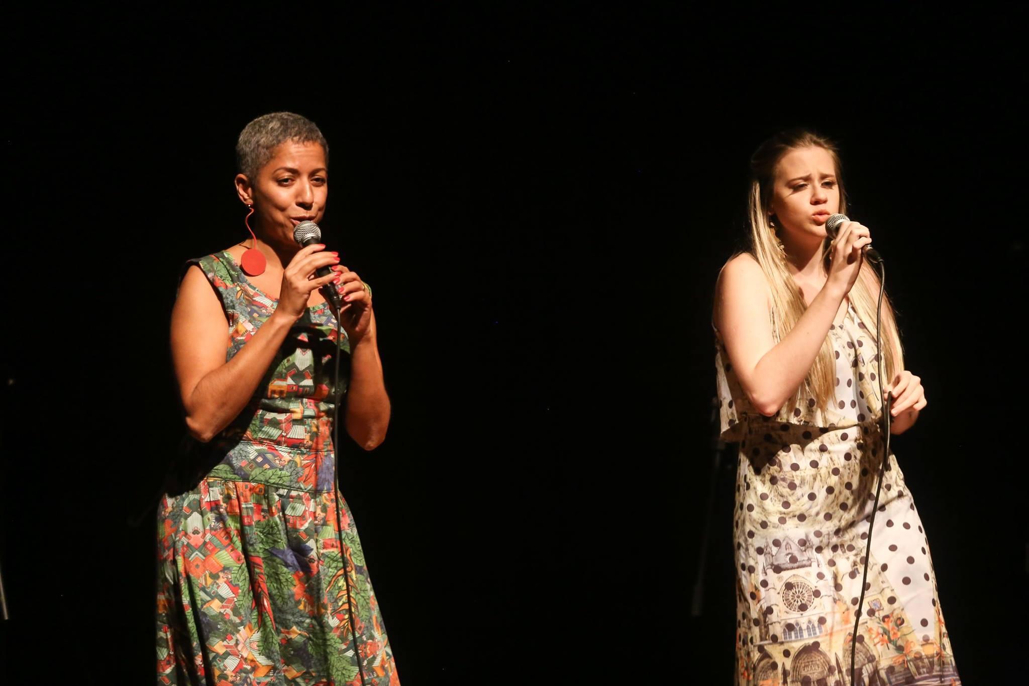 Coro Cênico - Concerto de Vozes Brasileiras