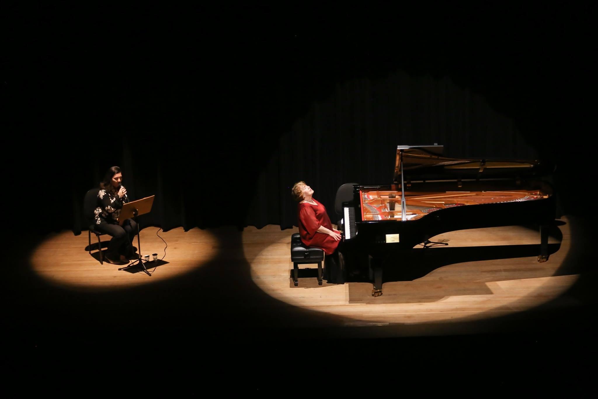 RECITAL DE PIANO COM OLGA KIUN