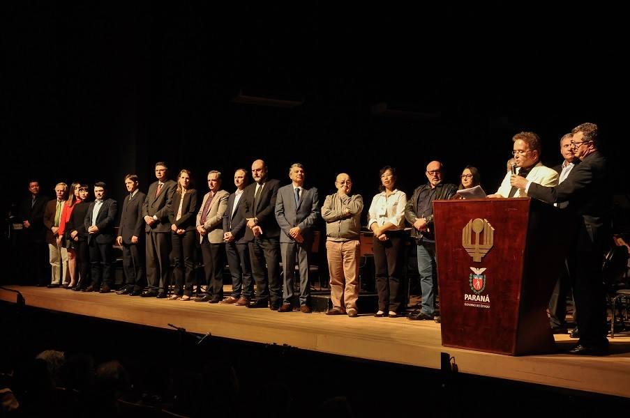 Solenidade Oficial de Abertura do 38º Festival Internacional de Música de Londrina