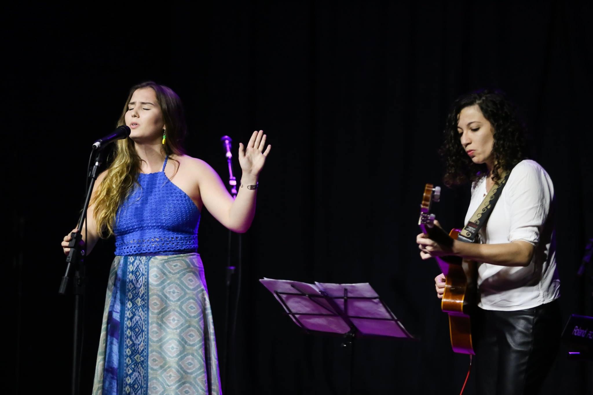 Tutti Baê apresenta Vozes do repertório de música popular com alunos do 38º FIML