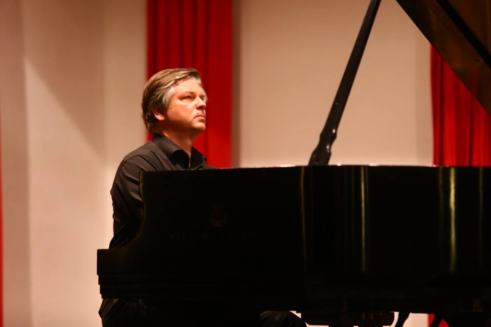 Recital de Piano - entre Chopin e Szymanowski