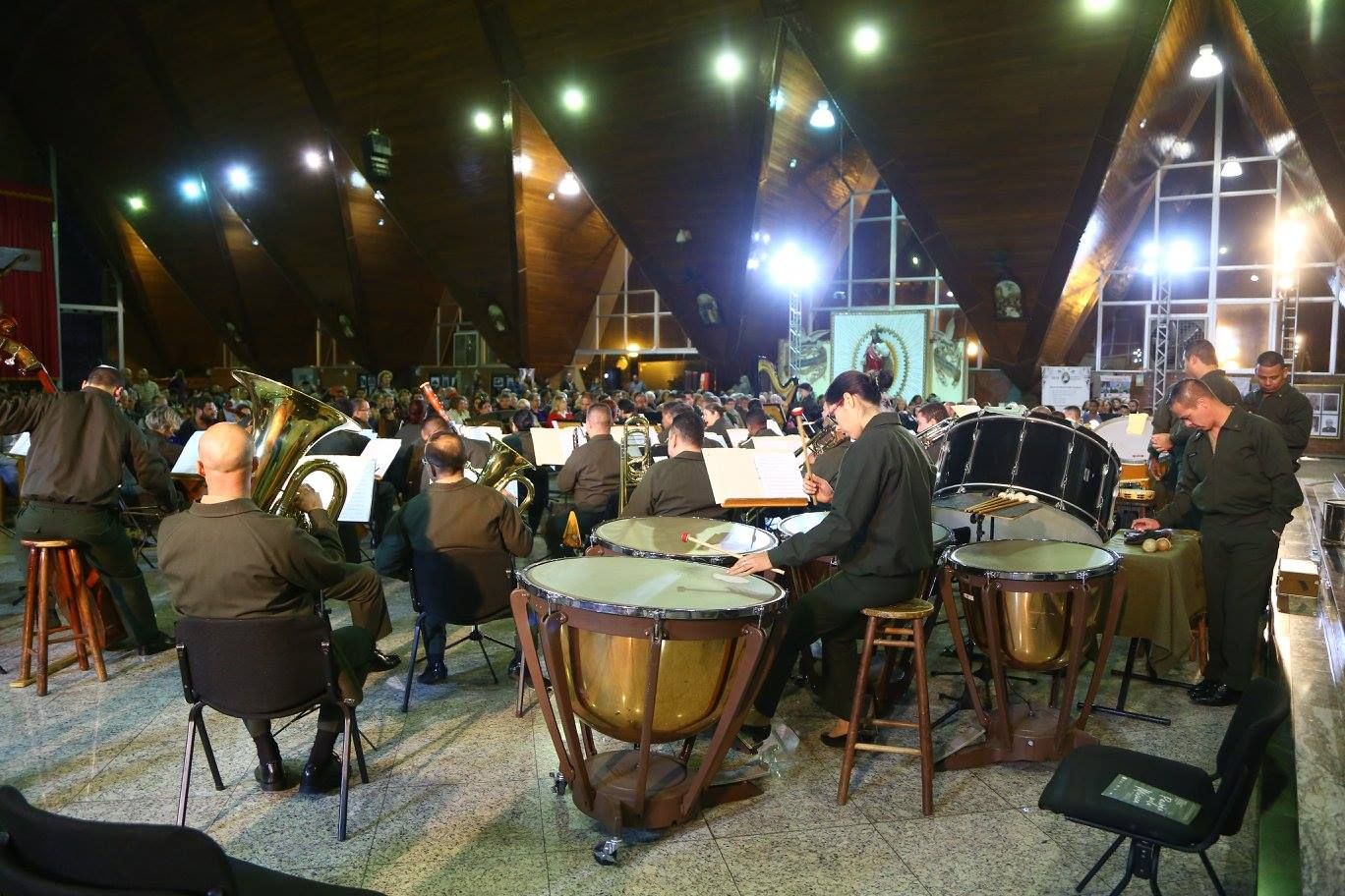 Concerto e Solenidade Oficial de Abertura do 36º Festival Internacional de Música de Londrina