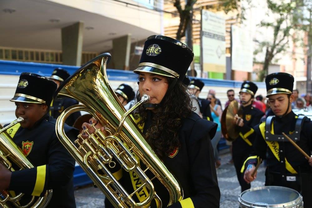 Banda do Colégio Marcelino Champagnat