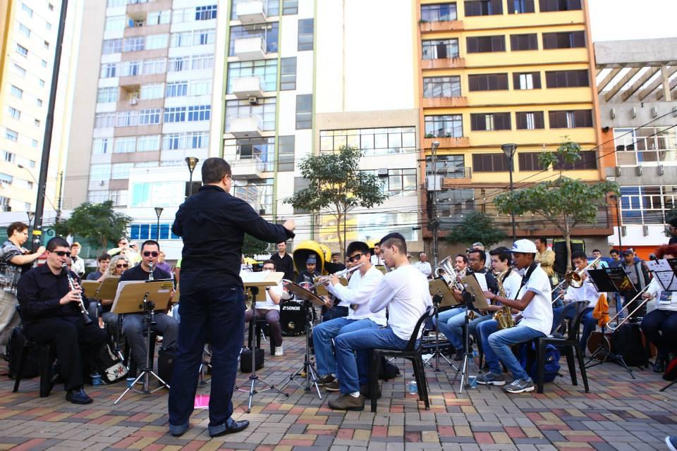 Banda de Música do 35º FML