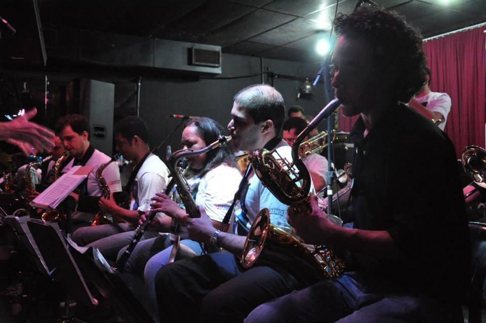 Big Band Plaenge
