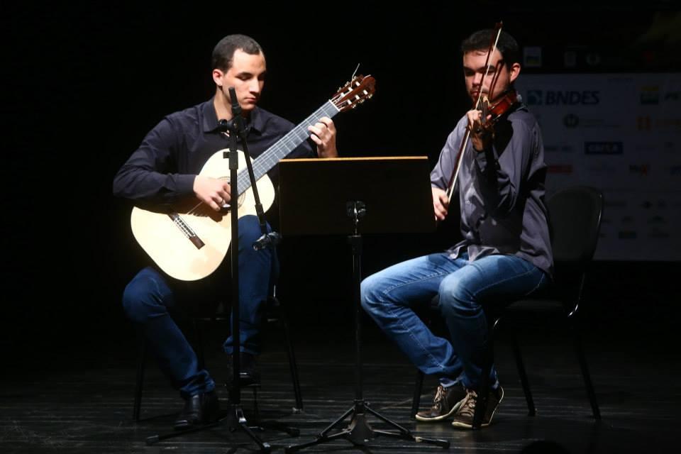 Música de Câmara e Solo