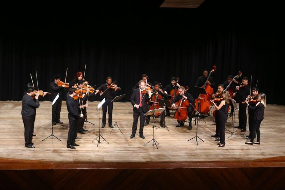 Camerata do 36º Festival Internacional De Música De Londrina
