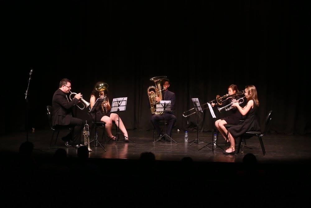 ChampaBrass Quinteto