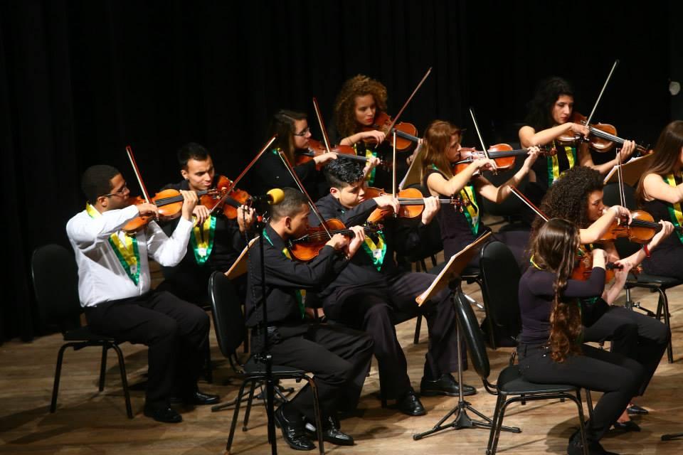 Concerto Oficial de Abertura do Festival