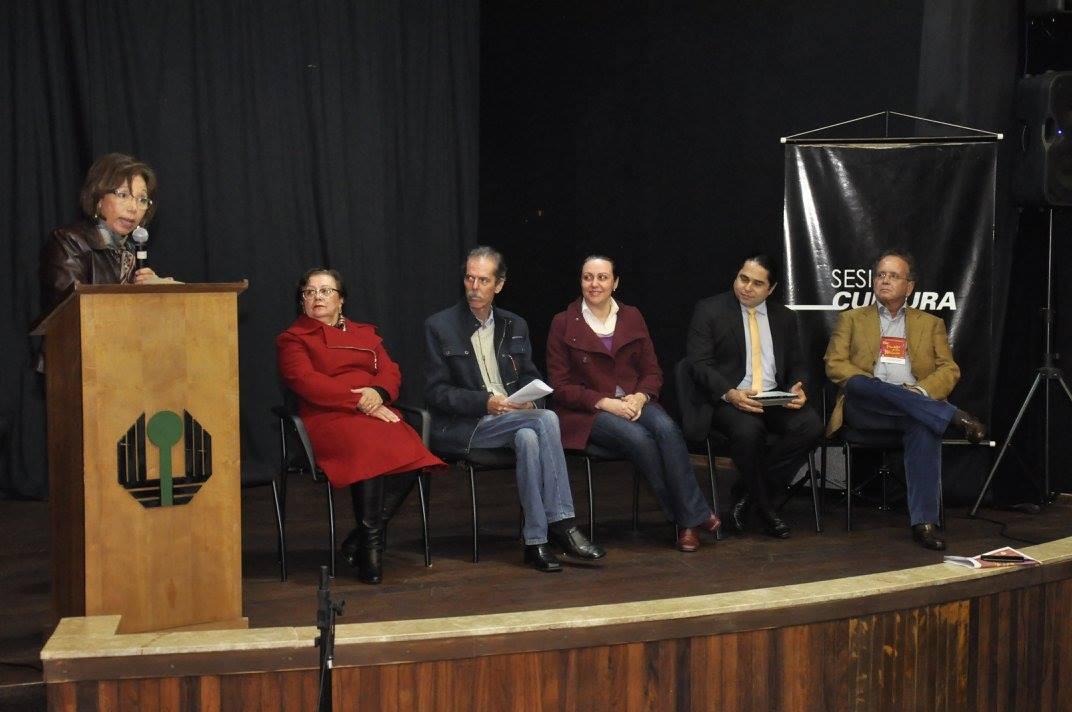 Abertura Acadêmica Científica do 36º Festival Internacional de Música de Londrina