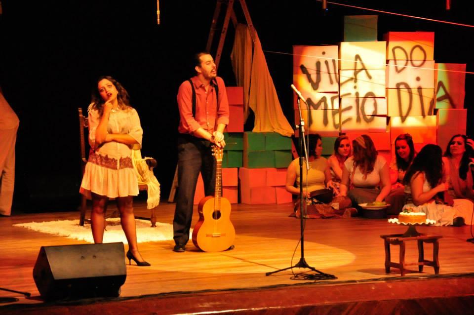 Musical Gota D´Água de Chico Buarque e Paulo Pontes