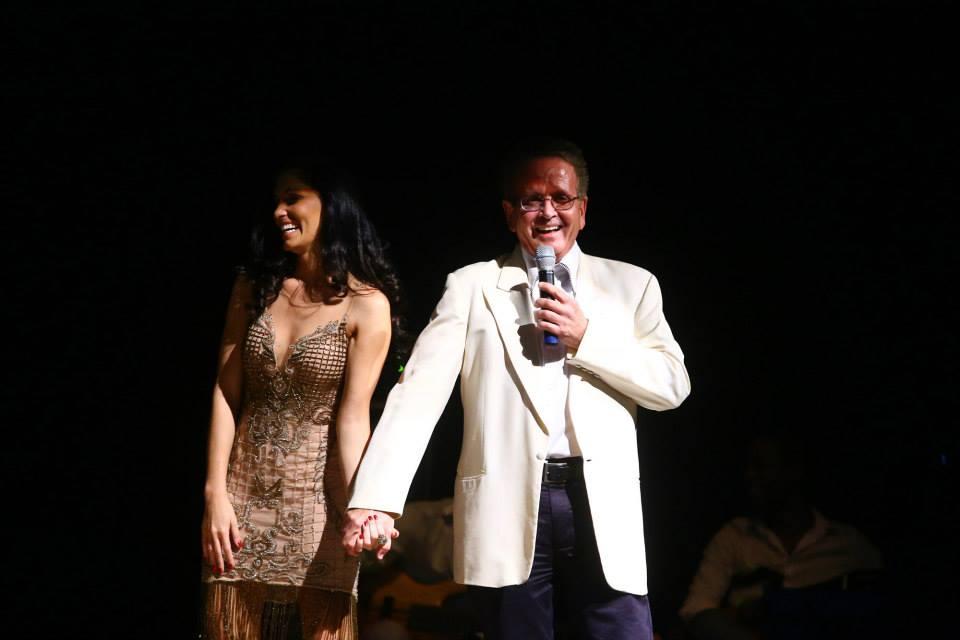 Joyce Candido e Elza Soares