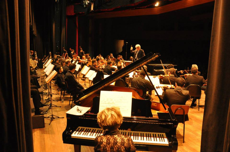 OSUEL – Orquestra Sinfônica da Universidade Estadual de Londrina