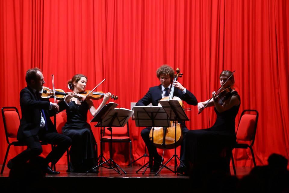"""""""Quarteto de Cordas Amaryllis """""""