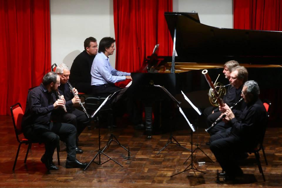 Quinteto de Sopros Villa Lobos