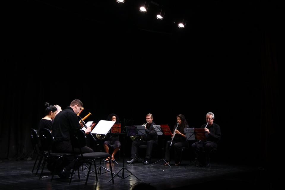 Quinteto Villa Lobos & Alunos