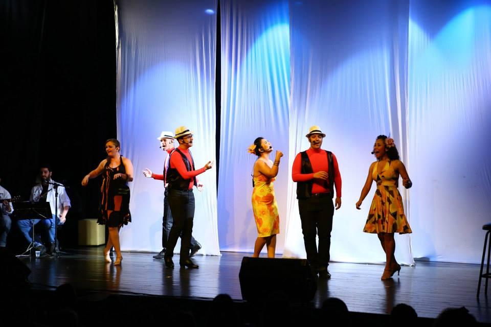 Tributo a Vinicius de Moraes - Grupo Chorus